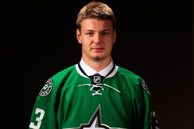 Stars Sign Valeri Nichushkin to Entry-Level Contract