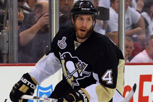 Is Rob Scuderi's Return Enough to Cure What Ails Pittsburgh Penguins' Defense?