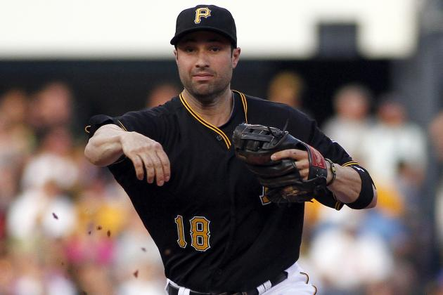Neil Walker Leaves Game vs. Cubs