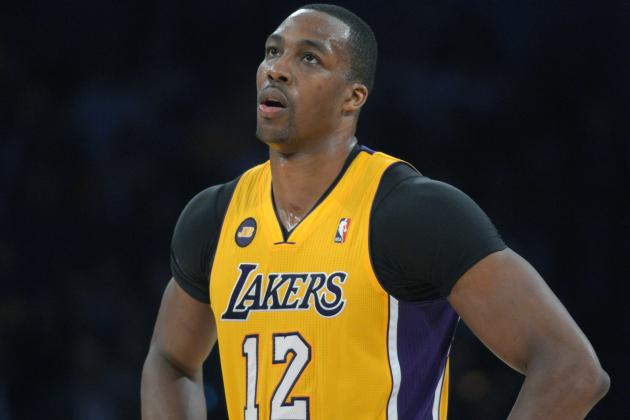Dwight Howard Asked Los Angeles Lakers to Hire Phil Jackson as Coach Last Season