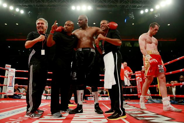 Tony Thompson Survives Knockdown; Comes Back to Stop David Price in Fifth Round