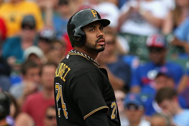 Soriano's Multi-Homer Sinks Pirates, 4-1, Against Cubs