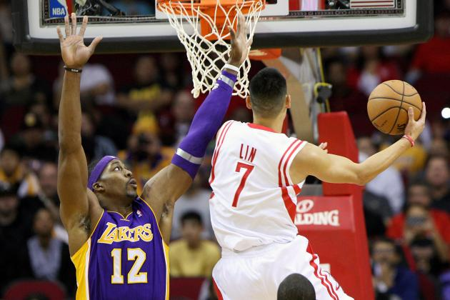 Writing's On The Wall For Jeremy Lin After Dwight Howard, Other Rockets Deals