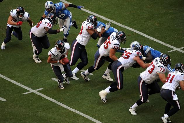 Houston Texans 2013 Season Preview: Why the Zone-Blocking Scheme Will Be Key