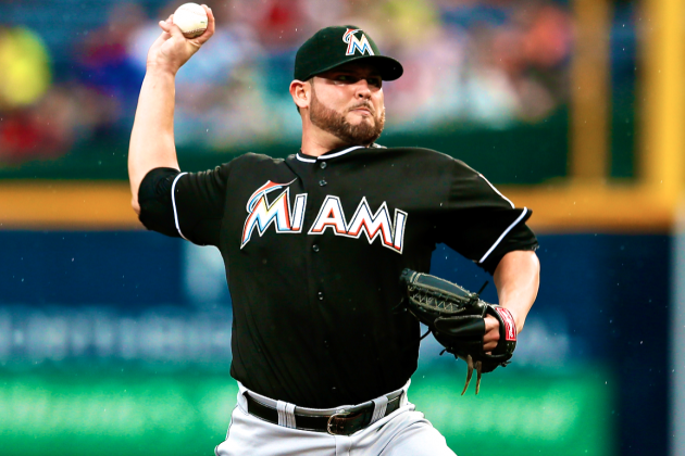 Marlins Trade Ricky Nolasco to Dodgers for 3 Prospects