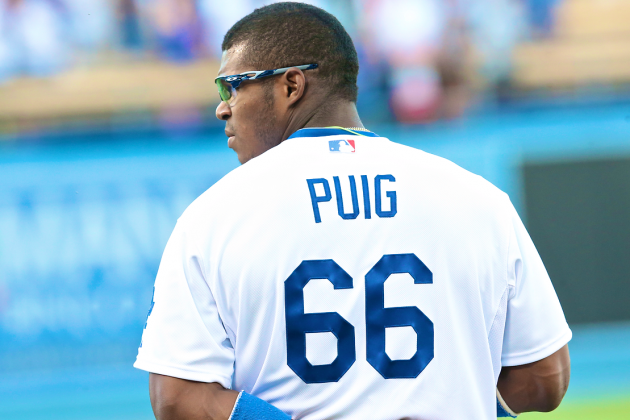 Making the Case for Yasiel Puig to Win the 2013 All-Star Game NL Final Vote