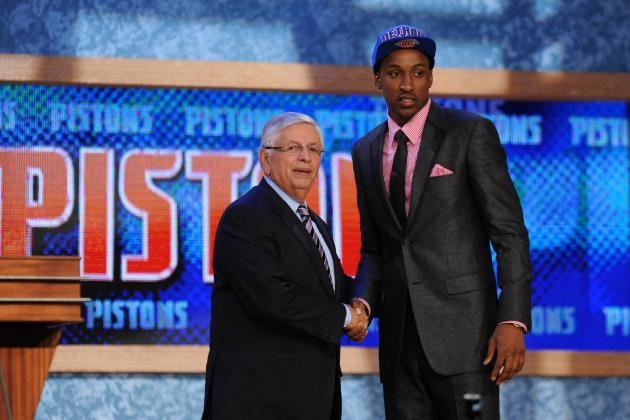 Checklist for No. 8 Pick Kentavious Caldwell-Pope to Thrive with Detroit Pistons