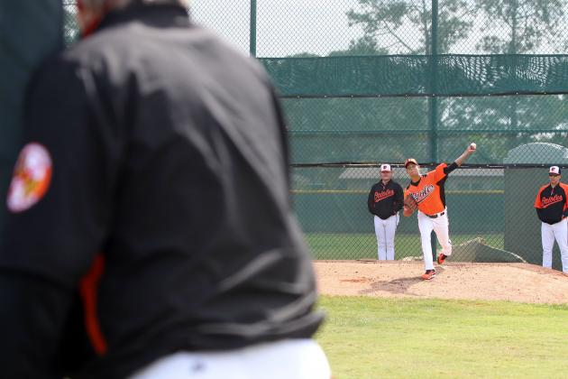 2013 Futures Game: Scouting the Baltimore Orioles Prospects in the Game
