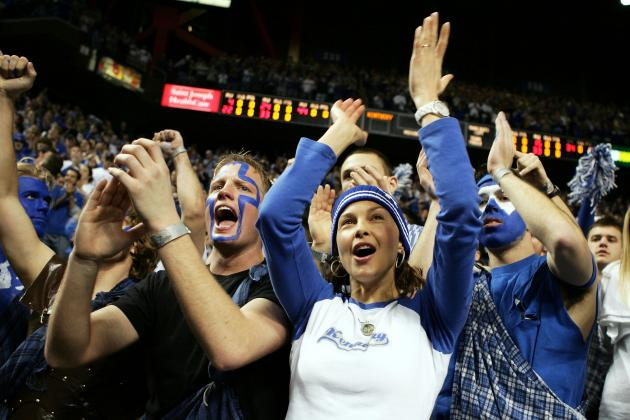 Renovated Rupp Comes as Too Big a Cost for One Fan