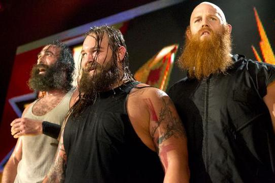 Book It: The Legacy Reforms, Starts a Feud with the Wyatt Family