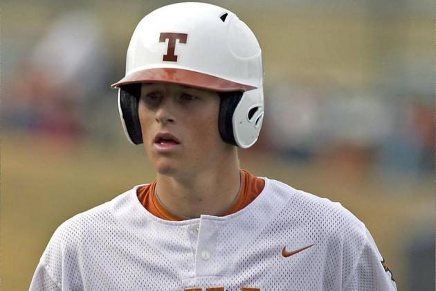 Texas Baseball's Erich Weiss to Sign with the Pittsburgh Pirates Organization