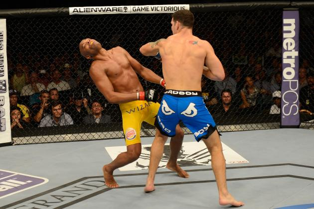 UFC 162 Results: Chris Weidman Proves That the Great Anderson Silva Is Human