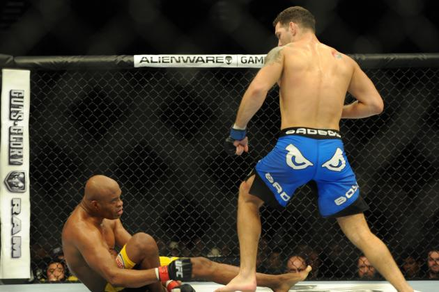 Silva vs. Weidman: The Spider Defeated Himself at UFC 162
