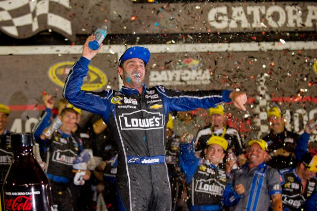 Jimmie Johnson's 2013 Daytona Sweep Brings out More Unwarranted Hate