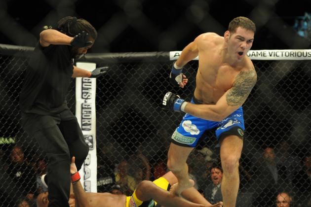 Silva vs. Weidman Results: 'All-American' Shines En Route to Middleweight Title