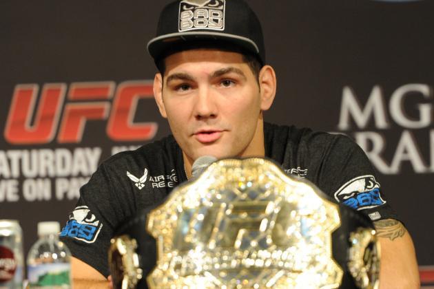 Silva vs. Weidman II: UFC Officials Must Make This Rematch Happen
