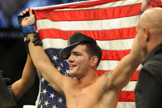UFC 162: From Disaster to Champion, Chris Weidman KOs Anderson Silva