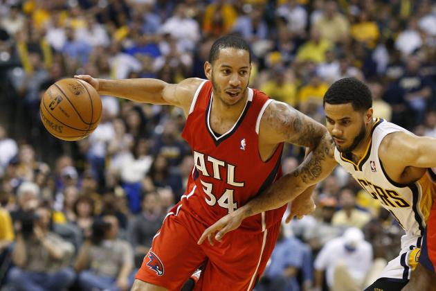 Reports: Devin Harris Agrees to Three-Year Deal with Dallas
