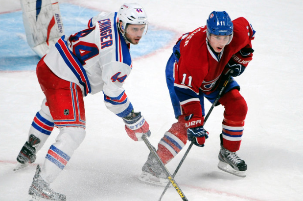 Rangers Address Need by Adding Blueline Depth