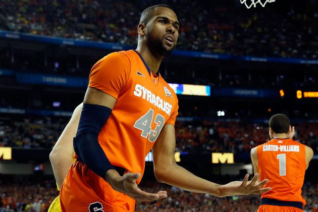 Syracuse's Southerland Looking to Impress Sixers