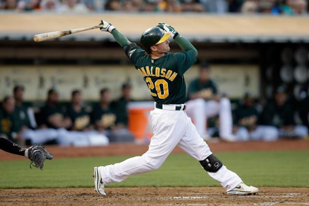 Oakland A's: Josh Donaldson Is Biggest Snub of 2013 All-Star Game
