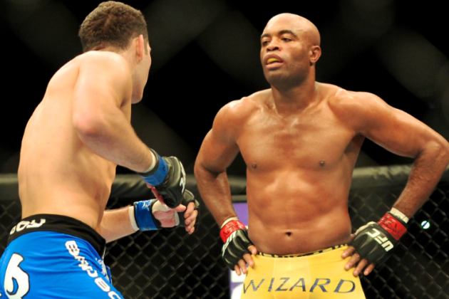 What's Next for Anderson Silva After 1st UFC Loss in 7 Years?