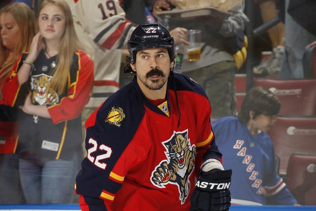 Montreal Canadiens Trade for Toughness, Lands Parros