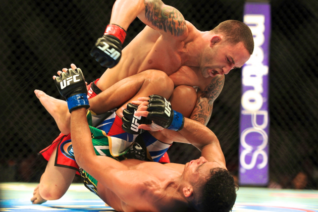 The Good, Bad and Strange from UFC 162
