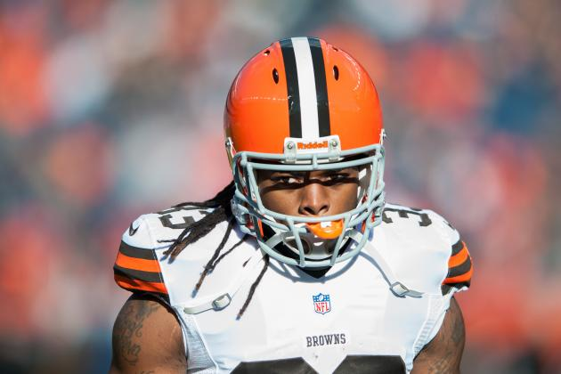 Trent Richardson of Browns Reportedly Doing Run Program