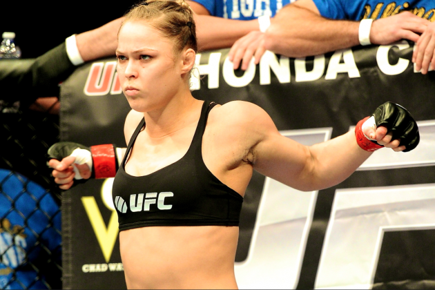 Dana White: Ronda Rousey and Miesha Tate 'Bring the Worst out in Each Other'