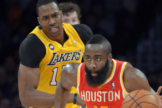 Dwight Howard, James Harden Could Have Been Washington Wizards