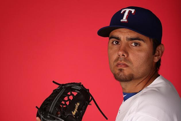 Rangers Activate Joakim Soria
