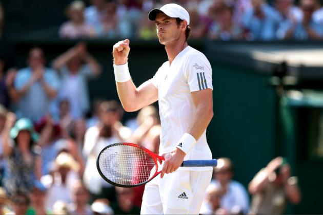 Djokovic vs Murray Men's Wimbledon Final 2013: Live Score, Highlights, Analysis