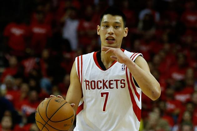 Rockets Aggressively Shopping Jeremy Lin