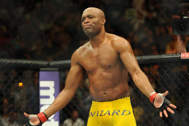 Anderson Silva vs. Chris Weidman Results: What Is Silva's Legacy with the Loss?