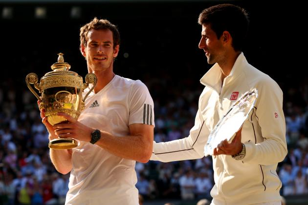 Murray vs. Djokovic: Breaking Down Best Moments from Historic Men's Final