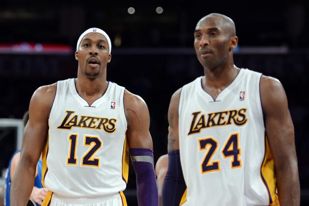 Lakers Execs Explain Why Dwight Howard Chose Rockets Over Lakers