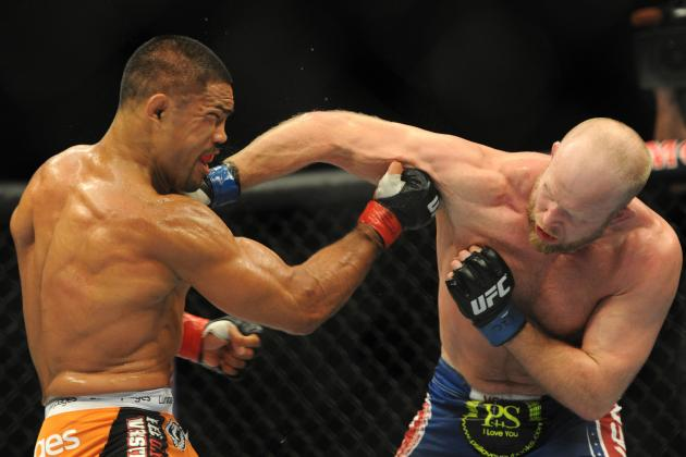 UFC 162 Results: Bouts that Overshadowed Disappointing Headline Fight