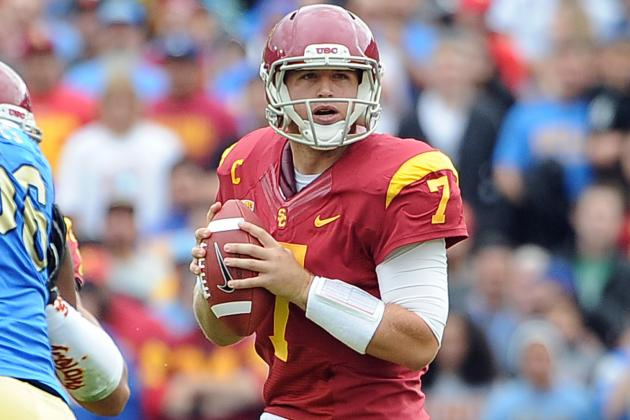 Why the Raiders Will Regret Not Drafting Matt Barkley
