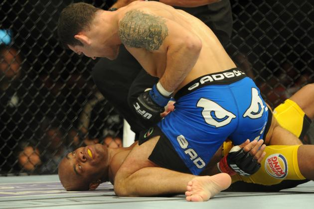 UFC 162 Results: Silva vs. Weidman: Breaking Down the FightMetric Numbers