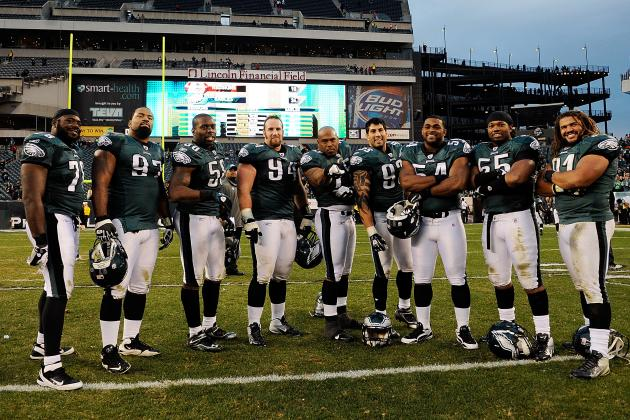 Breaking Down Philadelphia Eagles' Biggest Training Camp Battles
