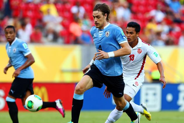 Sebastian Coates: Assessing His Future at Liverpool and Uruguay Credentials