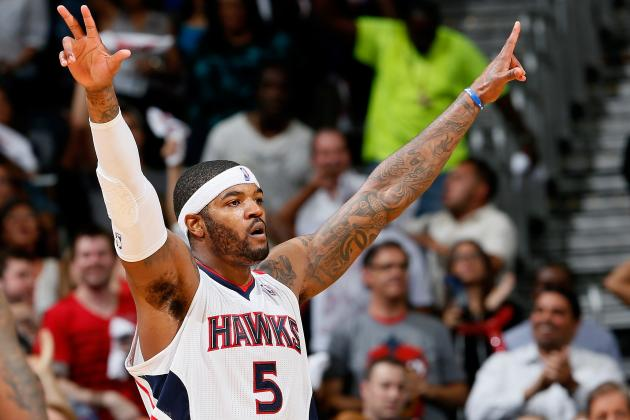 Josh Smith Deal Signals Major Shift for Detroit Pistons