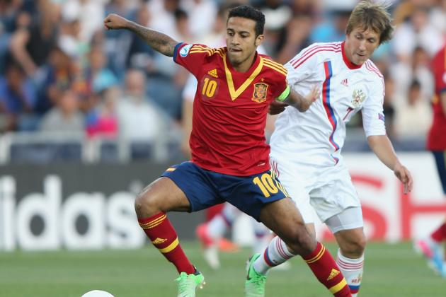 Manchester United Transfer Rumours: Club Must Wrap Up Thiago Alcantara Deal
