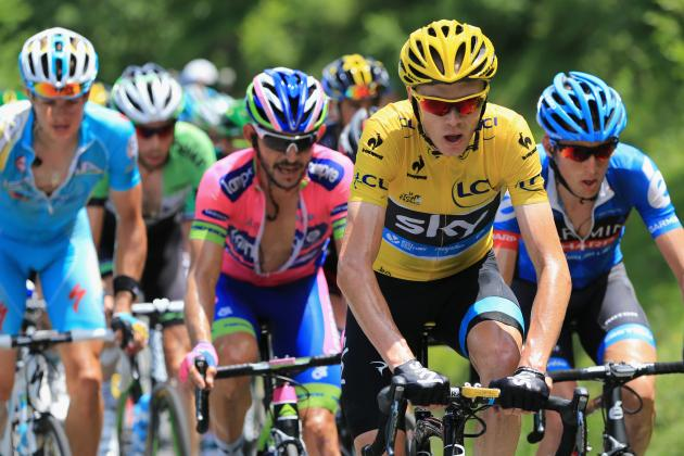 Tour de France 2013 Coverage: Where and How to Catch Day 10 Action