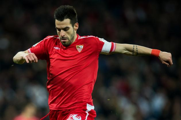 Manchester City: What Sevilla's Alvaro Negredo Will Bring to Pellegrini's Team