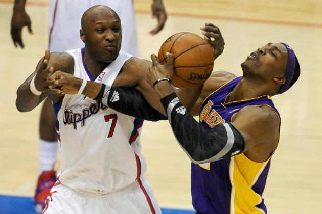 Could Lamar Odom Put Past Aside, Return to Los Angeles Lakers?