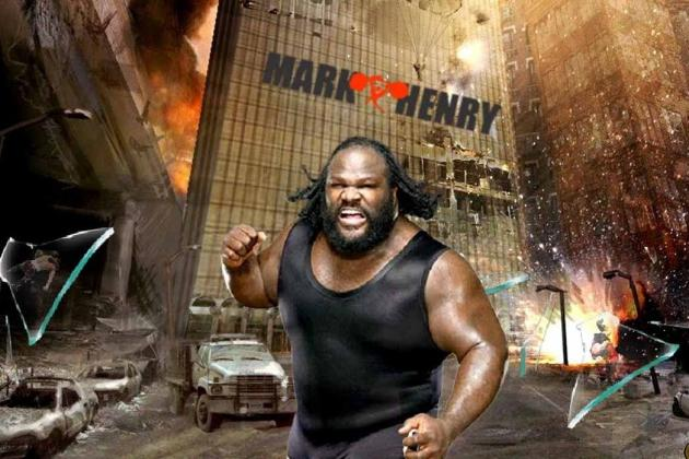 Real Talk: Mark Henry Is Back in WWE and You Should Be Excited