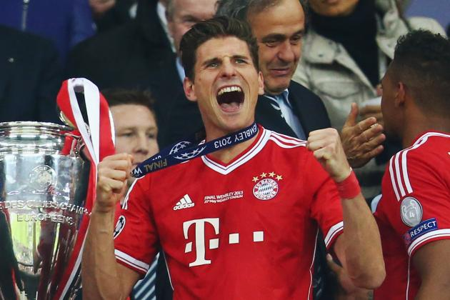 Why Bayern Munich Striker Mario Gomez Is the Perfect Fit for Fiorentina