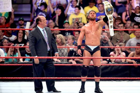 Curtis Axel Needs to Establish His Own Identity Away from His Father